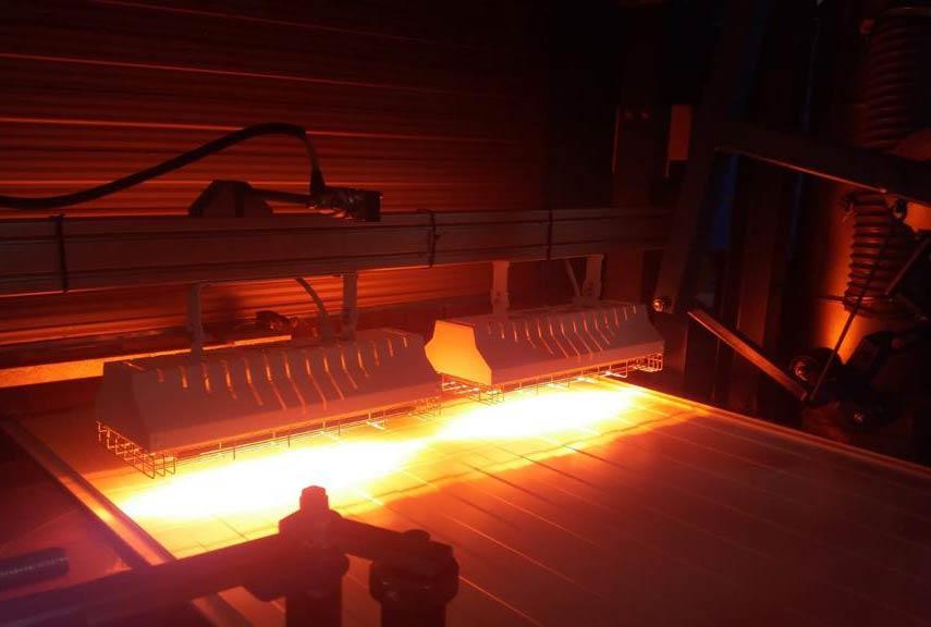 Riscaldatore per Processi industriali