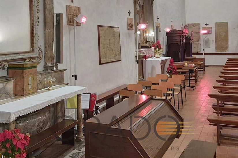 Chiesa Parrocchiale località Pian di Meleto